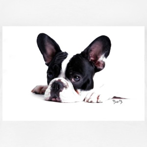 French Bulldog 1 T-Shirts - Frauen Premium T-Shirt