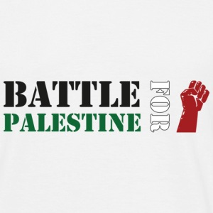 Battle for Palestine T-Shirts - Men's T-Shirt