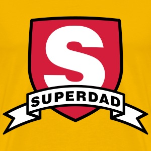 Superdad | Superdaddy T-Shirts - Men's Premium T-Shirt
