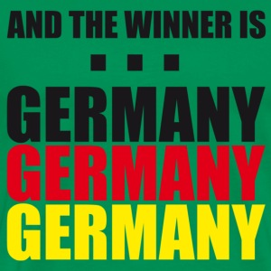 And the Winner is... Germany T-Shirt - Männer Premium T-Shirt