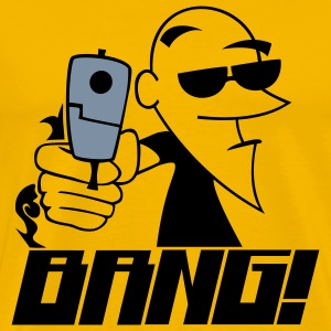 FPS BANG ! - T-shirt Premium Homme