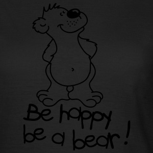 Happy bear! T-shirts - T-shirt dam