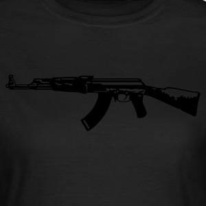 AK-47 T-Shirts - Frauen T-Shirt