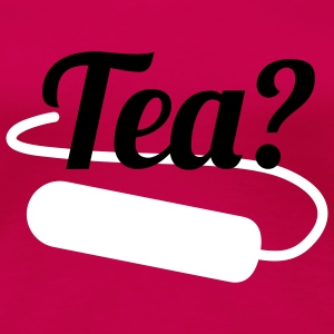 Tea | Tampon T-Shirts - Premium T-skjorte for kvinner