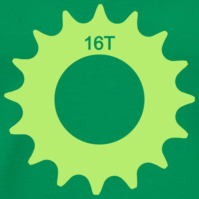 Wheel Dog 16T t-shirt