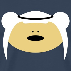 Teddy Bear Sheikh T-Shirts - Men's Premium T-Shirt