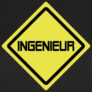 ingenieur roadsign T-Shirts - Frauen T-Shirt