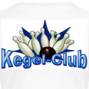 Kegel Club T-Shirts - Frauen Premium T-Shirt