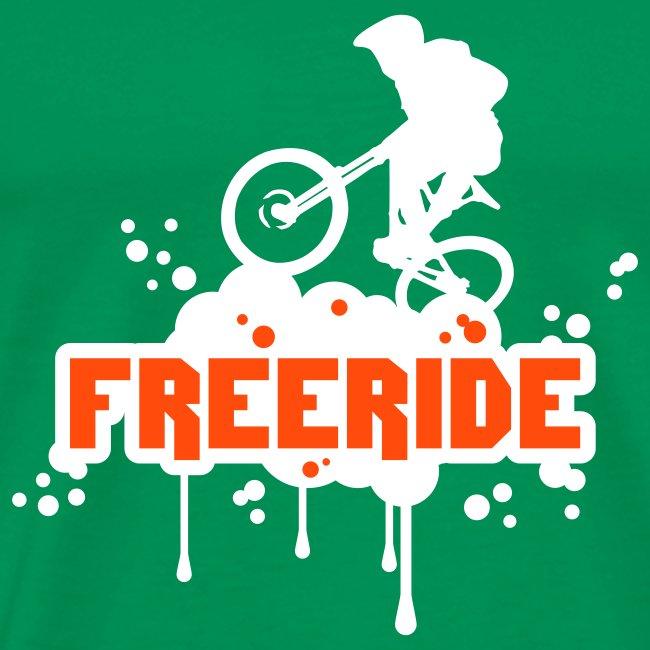 Wheel Dog Freeride t-shirt