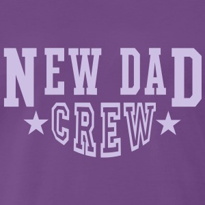 NDC New Dad Crew 2Star T-Shirt LF - Men's Premium T-Shirt