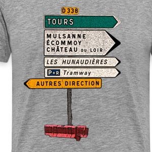 Directions - Men's Premium T-Shirt