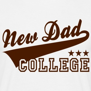 NDC New Dad College 3S T-Shirt BK - Men's T-Shirt
