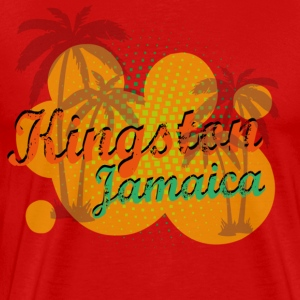 kingston jamaica T-Shirts - Männer Premium T-Shirt