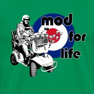 Mod For Life T-Shirts - Men's Premium T-Shirt