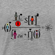 Diseño ~ The Big Bang Theory - equation