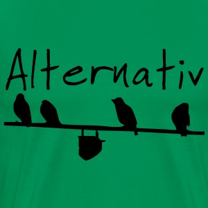 alternativ T-Shirts - Männer Premium T-Shirt