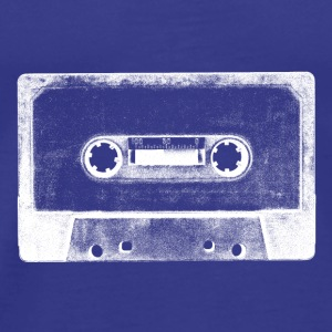 tape cassette image - Men's Premium T-Shirt