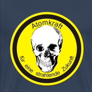 no radioactive radiation - Men's Premium T-Shirt