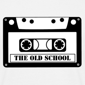 the old school  - Männer T-Shirt