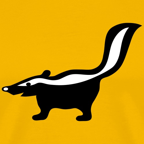 skunk animal stinker skunkish