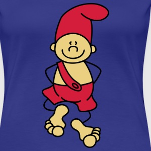 Little dwarf T-Shirts - Frauen Premium T-Shirt