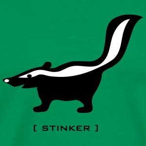 skunk animal stinker skunkish