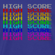 Design ~ High Score  8- bit (8-bit Guerrilla)