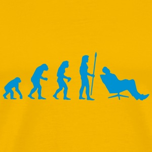 evolution_chiller1 T-Shirts - Männer Premium T-Shirt