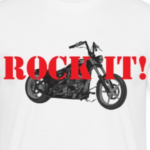 rock it!  - Männer T-Shirt