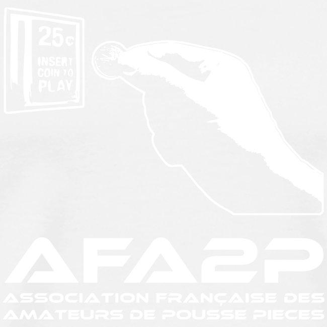 L'AFA2P monochrome (White)