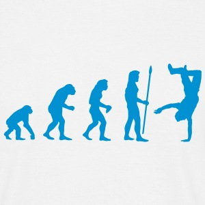 evolution_streetdance1 T-shirts - Mannen T-shirt