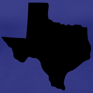 State of Texas T-Shirts - Women's Premium T-Shirt