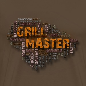 grill master - T-shirt Premium Homme