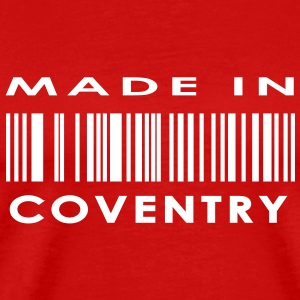 Made in Coventry T-Shirts - Men's Premium T-Shirt