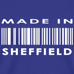 Made in Sheffield T-Shirts - Men's Premium T-Shirt