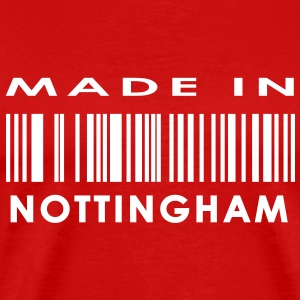 Made in Nottingham T-Shirts - Men's Premium T-Shirt
