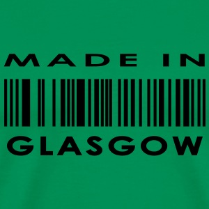 Made in Glasgow T-Shirts - Men's Premium T-Shirt