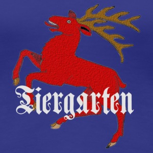 tiergarten_light T-Shirts - Frauen Premium T-Shirt