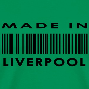 Made in Liverpool T-Shirts - Men's Premium T-Shirt