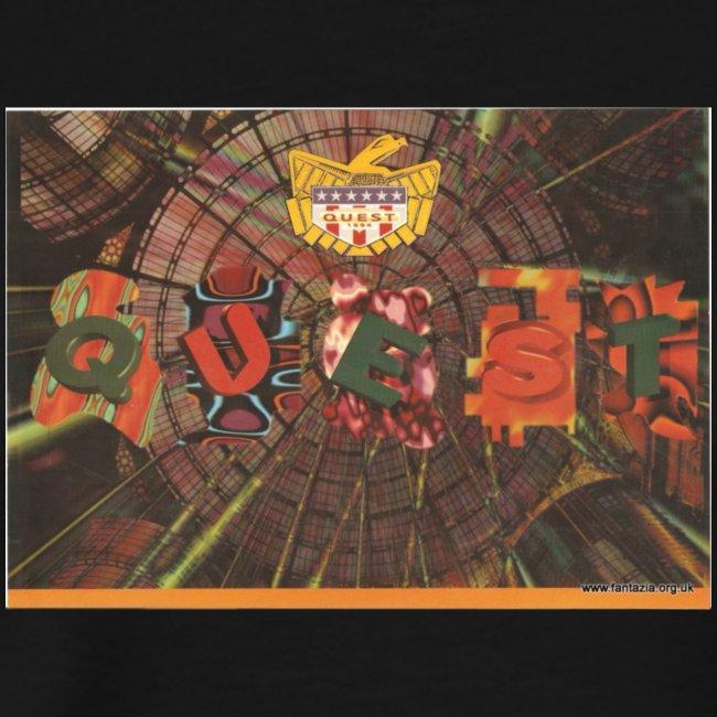 Quest 17/12/94 flyer