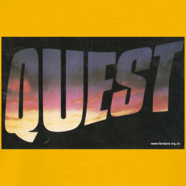 Quest 12/10/91 flyer