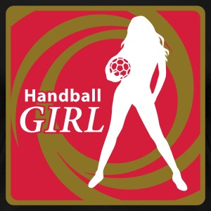 HANDBALL Girl T-Shirts - Women's Premium T-Shirt