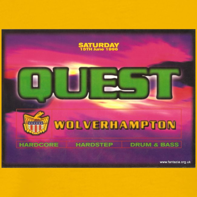 Quest 15/06/96 flyer