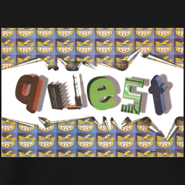 Quest 15/10/94 flyer