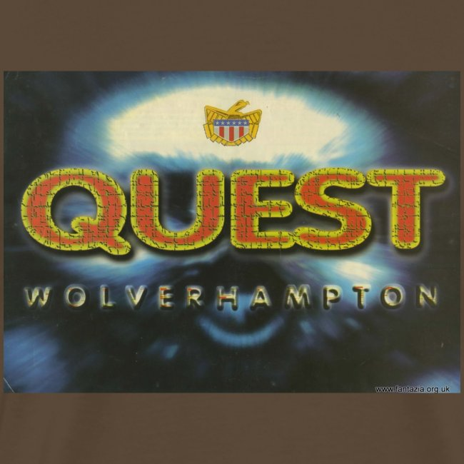 Quest Wolverhampton 30/09/95 flyer
