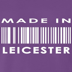 Made in Leicester T-Shirts - Men's Premium T-Shirt