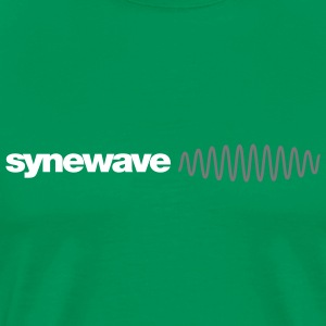 Synewave Records T-Shirt 2011 Special Series - Men's Premium T-Shirt