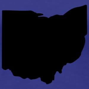 State of Ohio T-Shirts - Women's Premium T-Shirt
