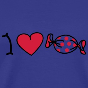 I love sweets T-Shirts - Men's Premium T-Shirt
