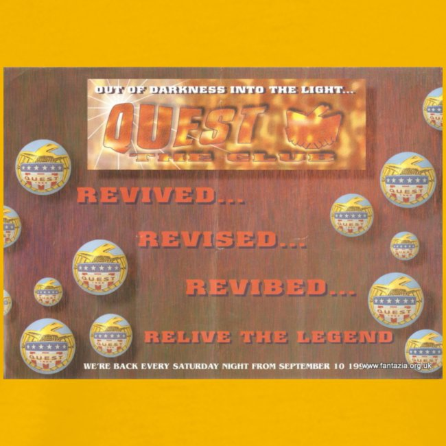 Quest 10/09/94 flyer